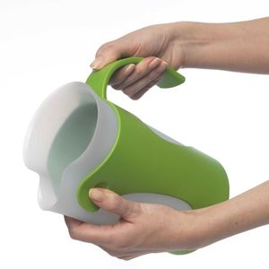 iSi Basics Flex-It Silicone Pitcher 50oz Green